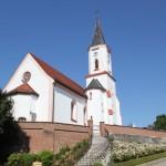 Filialkirche St. Jakobus - Günzkofen