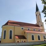 Pfarrkirche St. Thomas - Adlkofen