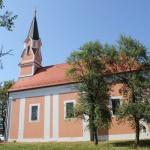 Nebenkirche St. Stefan - Läuterkofen
